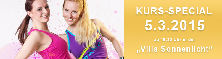 Zumba fitness special mit Workout in Leipzig
