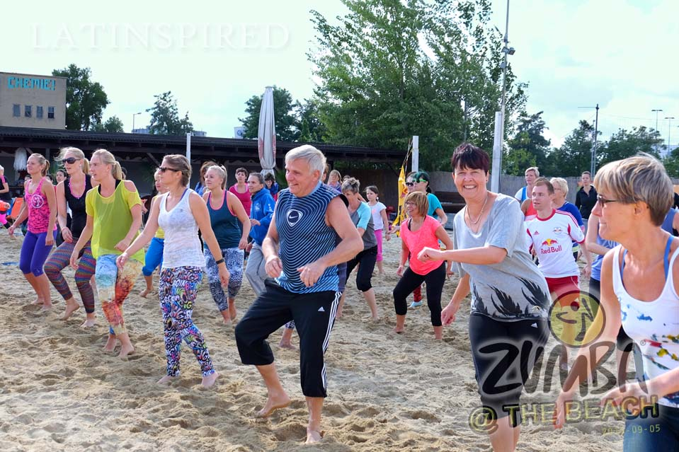 LATINSPIRED Zumba at The Beach 2015-09-05 DSCF6397