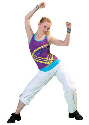 ZUMBA fitness sl2
