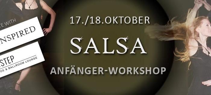 2015-10-17 Salsa Workshop für Anfänger FB Cover