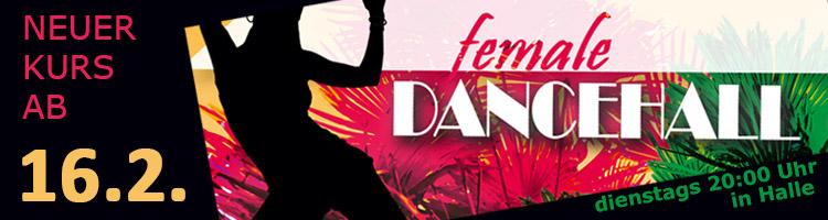 2016 Neuer Kurs Female Dancehall Banner 750x200